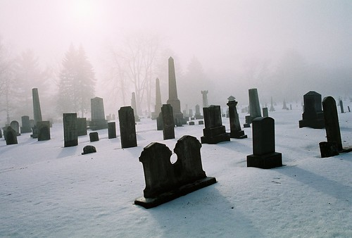 cemetary fog by tim heffernan, on Flickr