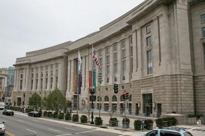 Ronald Reagan Building & International Trade Center (US Customs & Border Patrol)