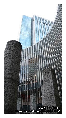 [08.12.22] 北新地的建築物