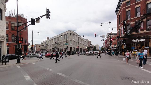 Future pedestrian scramble location?