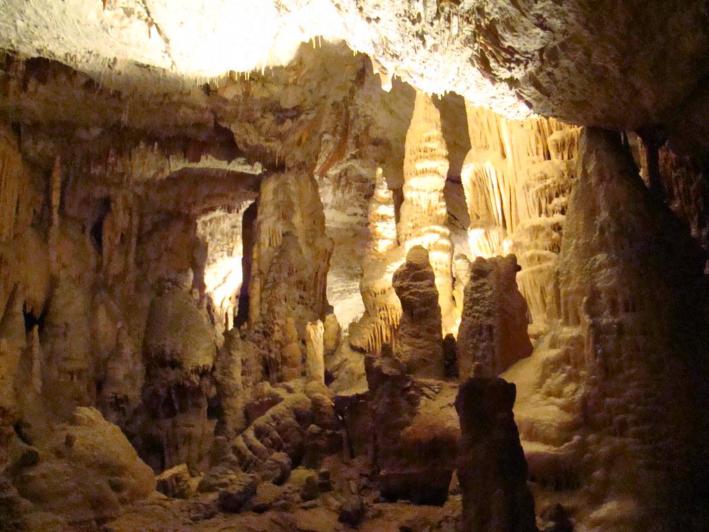Cuevas en Postojna Eslovenia 62