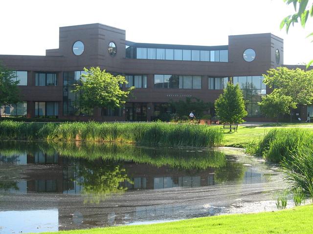 Farm Pond Building