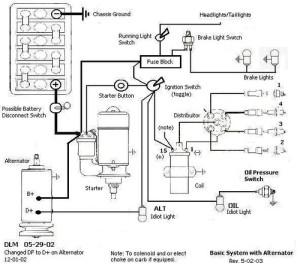 FUEL GAUGE WIRING DIAGRAM FOR VW TRIKE  Auto Electrical Wiring Diagram
