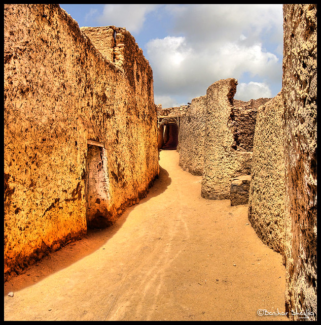 The Old City of Sebha !