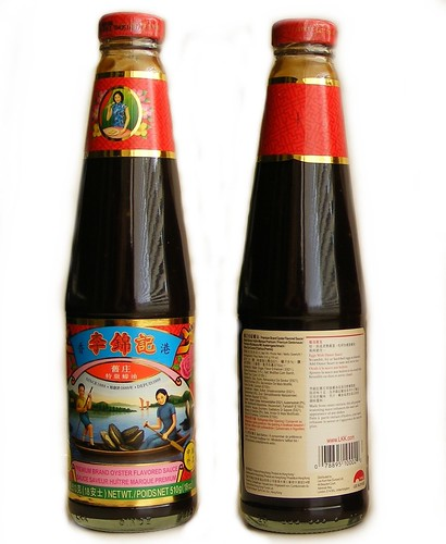 Oyster sauce, Premium Brand (Lee Kum Kee)