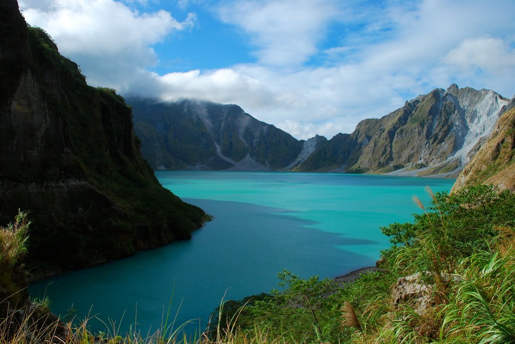 Mount Pinatubo Crater!!!
