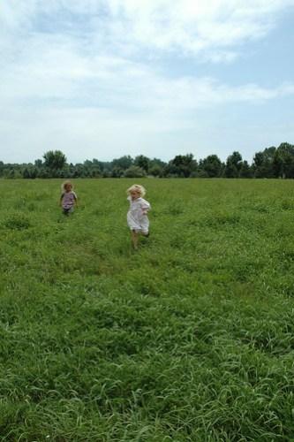 Field - running