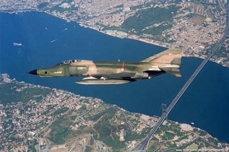 TuAF RF-4E Phantom II