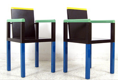 """Palace"" chairs by Sowden '82"