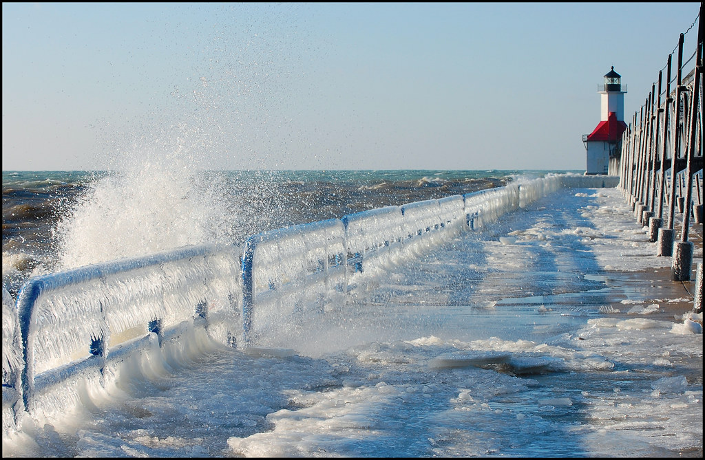 Lake Michigan Fury