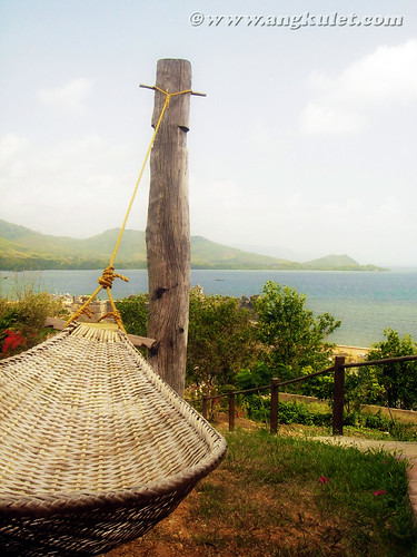 Hammock, Casa Rosa, Taytay, Palawan