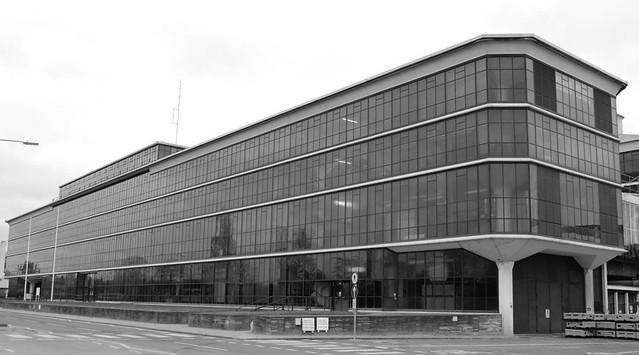 Boots D10 Wets Building Nottingham Architect Engineer