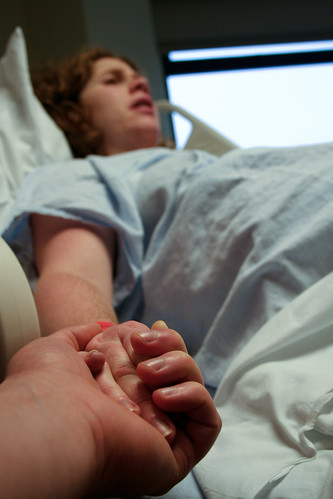 Comforting a contraction