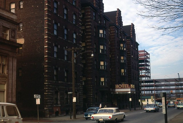 New Amsterdam Hotel Feb 1969