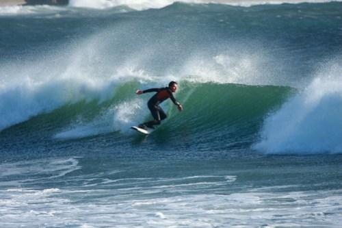 Surf Na Praia Da Ladeira