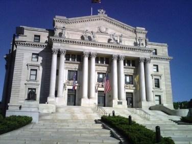 Historic courthouse, Essex County (Newark) NJ