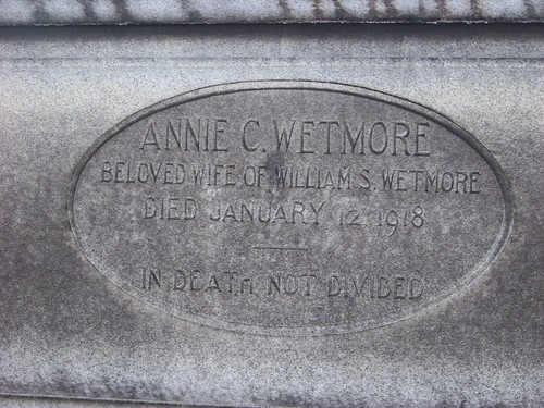 Wetmore Monument