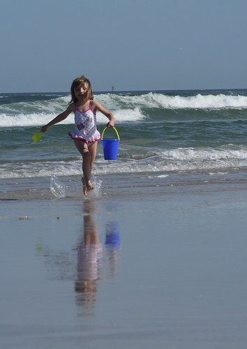 At the Beach by Corbin Elliott Photography, Denver Photographer