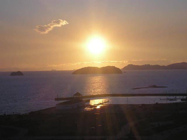 Travel theme: Sunset (4/6)