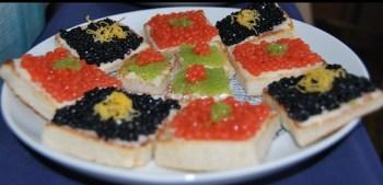 Caviar a Tres Bandas