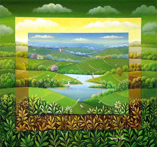 Verdes Tempos 40 x 50