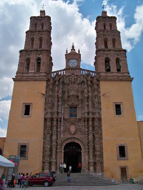 Fachada De La Parroquia De Dolores Hidalgo Ang 233 Lica