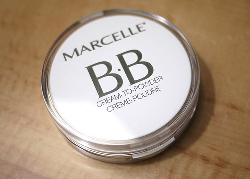 Marcelle BB Cream to Power Compact