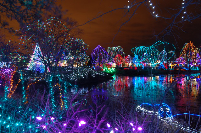 Zoo Lights Columbus Zoo