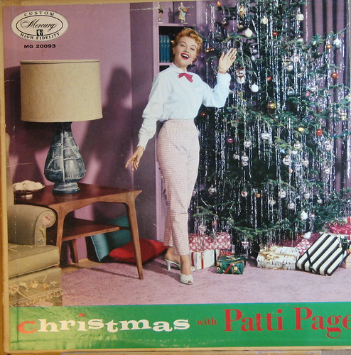 Vintage Christmas LPs For Your Holiday Party Modern