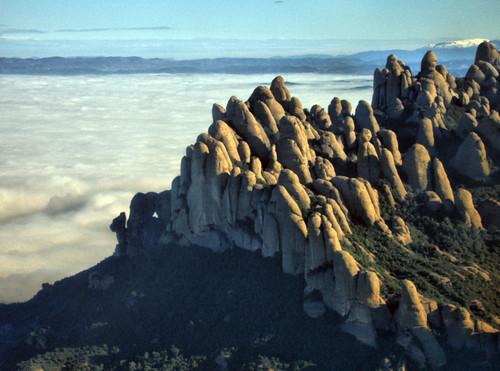 El massís de Montserrat