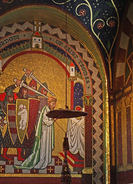 Shrine Saint Thomas Becket Martyr