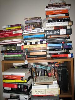 My reading list