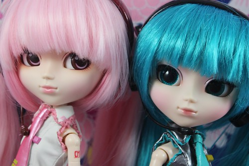 Sakura Miku & Miku