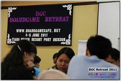 BGC Retreat 2011 @ PD