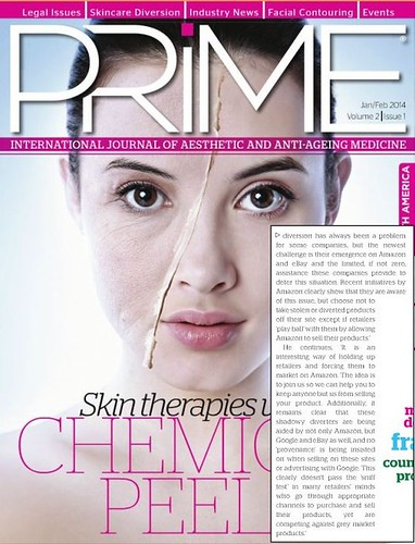 Dr. Joel Schlessinger discusses product diversion with PRIME Journal