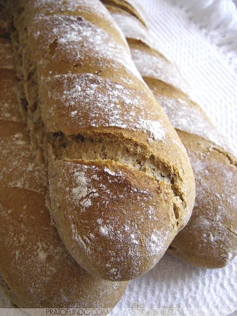 Pão Sourdough