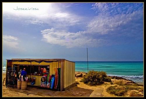 El chiringuito - Formentera 2008
