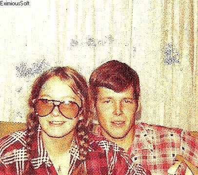 dad and aunt linda