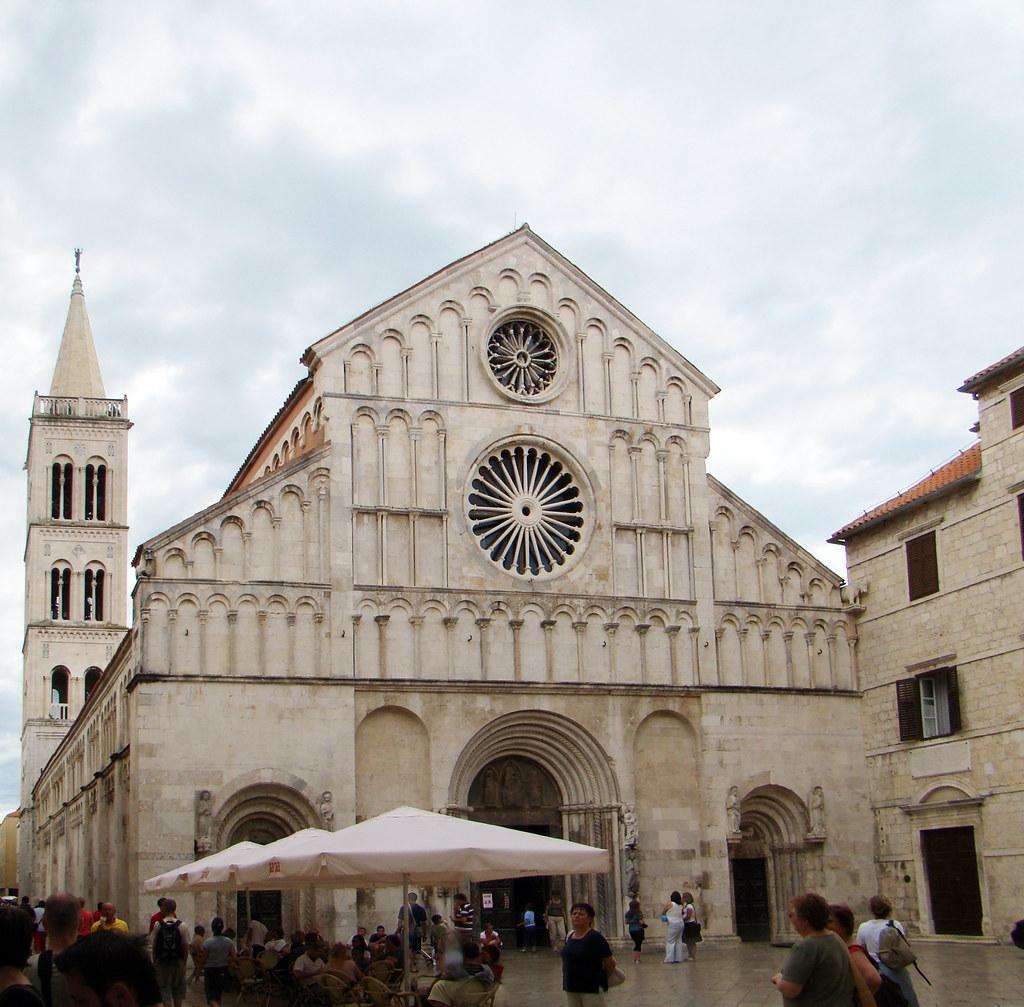 Catedral de Santa Anastasia de Zadar Croacia 12