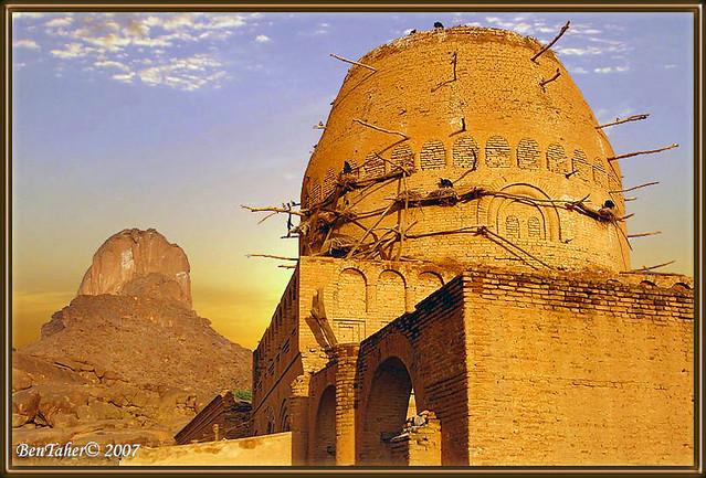 Tomp & Masjid Sidi Al-Hassan ( Explored )