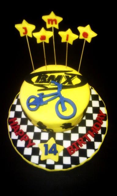 Bmx Cake Flickr Photo Sharing