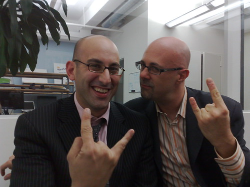 Geoff Livingston and Greg Verdino