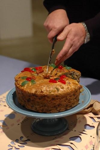 Fruit Cake Wedding Or Holiday Tradition