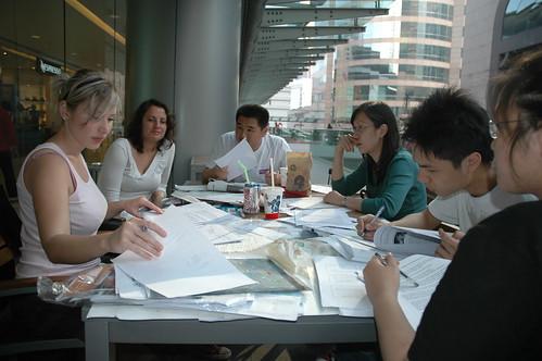 Cooperation and Teamwork in Hong Kong, Photo: Philip McMaster_0294
