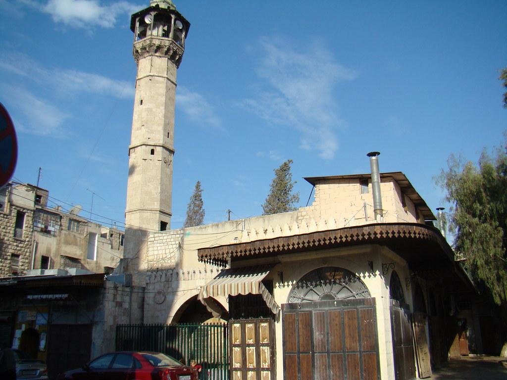 Siria Al gadydah Barrio Armenio Alepo 09
