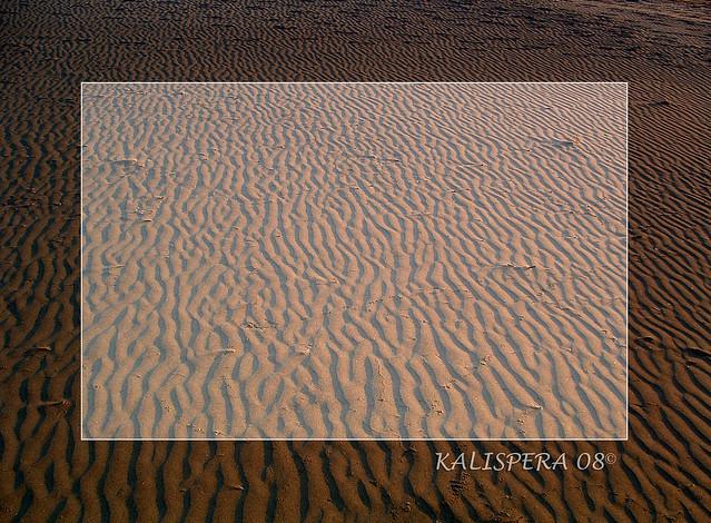SAND. Sabbia