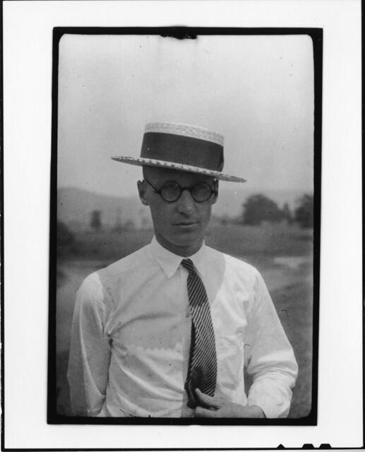 Tennessee v. John T. Scopes Trial: John Thomas Scopes