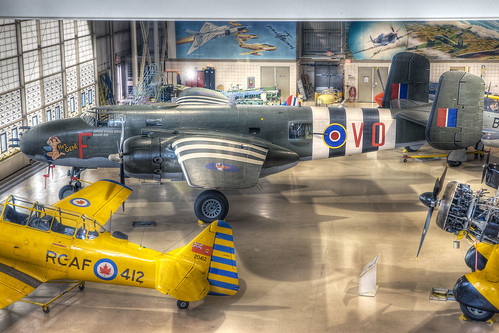 NA B25-j Mitchell by Alive in Calgary. Some rights reserved.