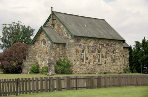 Carrington Church 2003