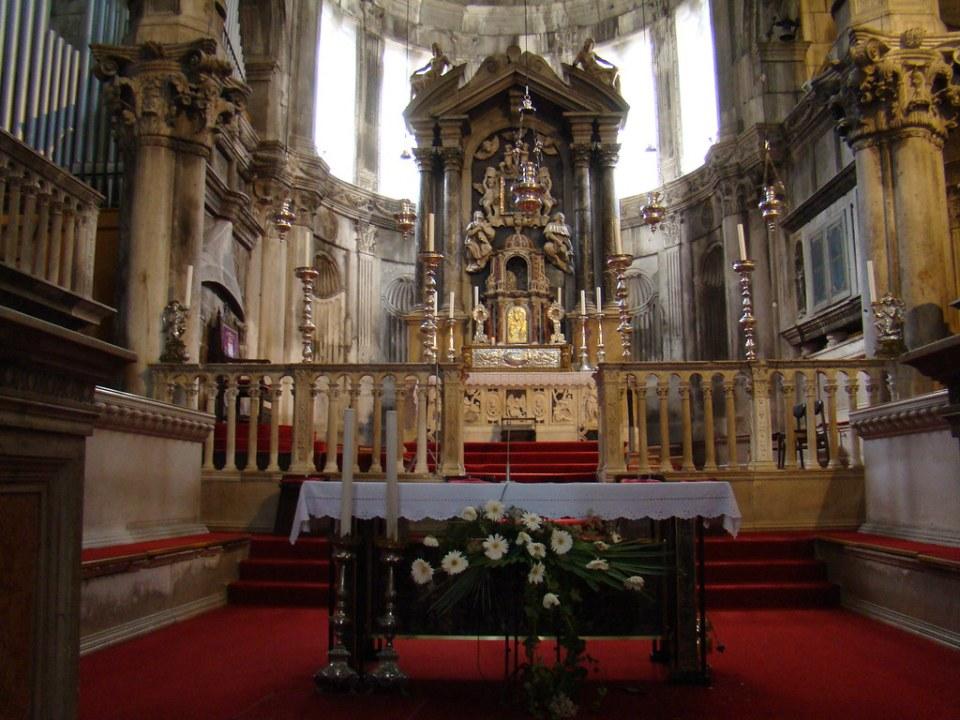 Catedral de Santiago Sibenik Patrimonio de la Humanidad Unesco Croacia 29